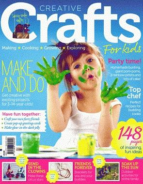 Kids Craft Magazines Crafting